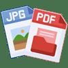 Free JPG To PDF Converter logo