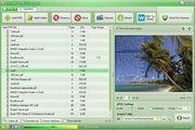 Free PDF To JPG Converter - Main Window