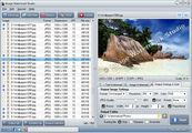 Image Watermark Studio - Output settings tab