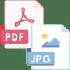 PDF To JPG Converter Pro logo