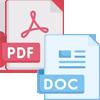 PDF To Word Converter Pro logo